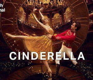 Christopher Wheeldon's Cinderella at Palace Theatre Manchester