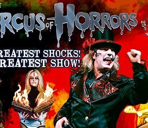 Circus of Horrors at King's Theatre Glasgow