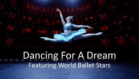 Dancing For A Dream at New Victoria Theatre