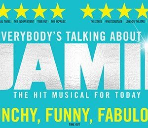 Everybody's Talking About Jamie at New Victoria Theatre