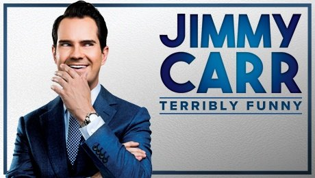 Jimmy Carr - Terribly Funny at Sunderland Empire