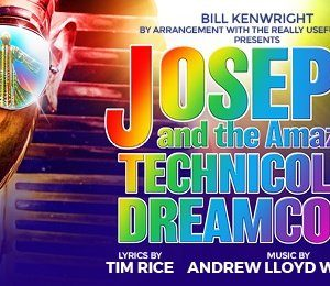 Joseph and the Amazing Technicolor Dreamcoat at Grand Opera House York