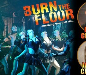 Kevin Clifton & Joanne Clifton - Burn The Floor at Regent Theatre