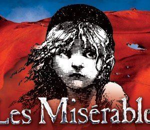 Les Misérables at Bristol Hippodrome Theatre