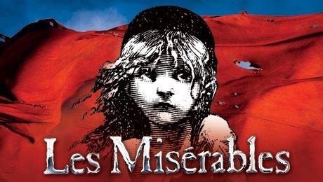 Les Misérables at Theatre Royal Glasgow