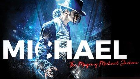 Michael - The Magic of Michael Jackson at Liverpool Empire