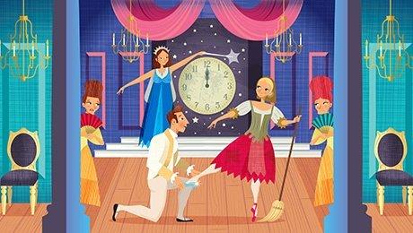 My First Ballet: Cinderella at Richmond Theatre