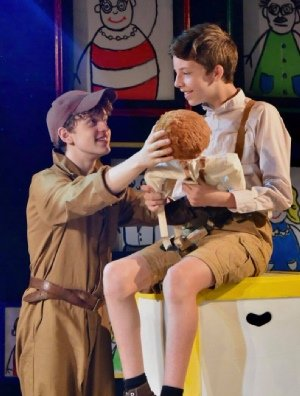 My Son Pinocchio Jr - Photo Eliza Wilmott.