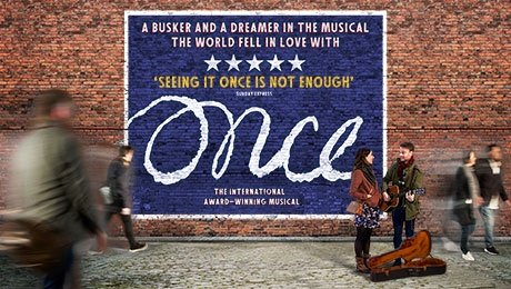 Once at The Alexandra Theatre, Birmingham
