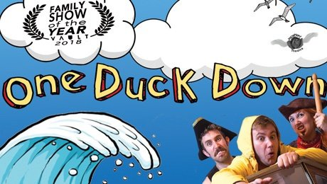 One Duck Down at Studio at New Wimbledon Theatre