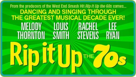 Rip It Up - The 70s at New Victoria Theatre