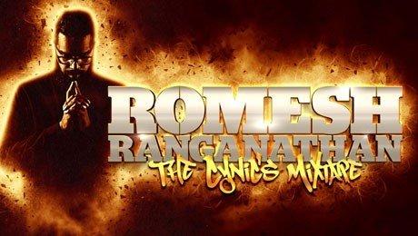 Romesh Ranganathan - The Cynics Mixtape at New Victoria Theatre