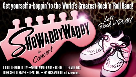 Showaddywaddy at Regent Theatre