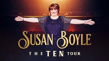 Susan Boyle at New Victoria Theatre