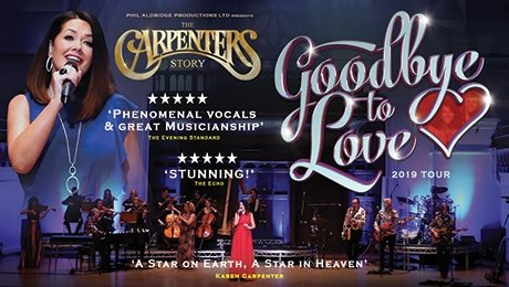 The Carpenters Story at Aylesbury Waterside Theatre