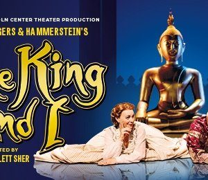 The King and I at The Alexandra Theatre, Birmingham