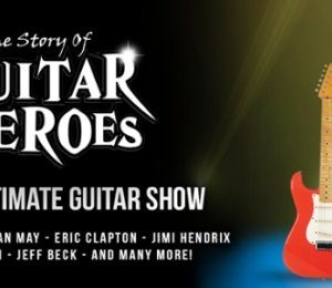 The Story of Guitar Heroes at Victoria Hall