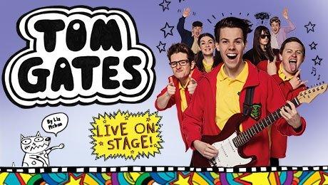 Tom Gates Live on Stage! at Regent Theatre
