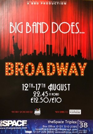 Big Band Does Broadway