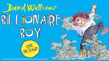 Billionaire Boy at Bristol Hippodrome Theatre