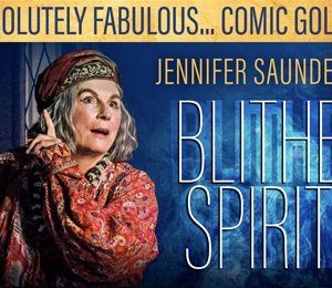 Blithe Spirit at Theatre Royal Brighton
