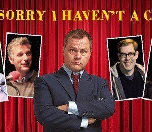 I'm Sorry I Haven't A Clue at The Alexandra Theatre, Birmingham