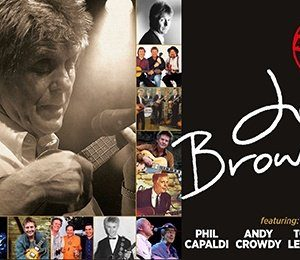 Joe Brown In Concert - 60th Anniversary Tour at Leas Cliff Hall