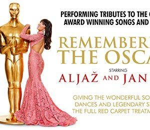 Remembering The Oscars at Aylesbury Waterside Theatre