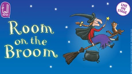 Room on the Broom at Regent Theatre