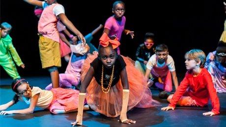 Shakespeare Schools Festival at Theatre Royal Glasgow