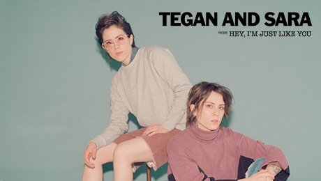 Tegan & Sara at Theatre Royal Brighton