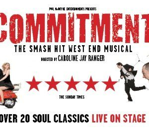 The Commitments at Edinburgh Playhouse
