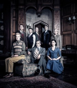 The Mousetrap Cast - Photo by Johann Persson