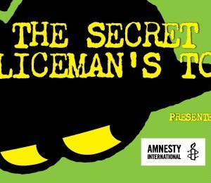The Secret Policeman's Tour at Palace Theatre Manchester