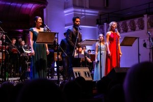 Dr Zhivago The UK Concert Premiere at Cadogan Hall