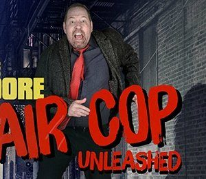 Alfie Moore: Fair Cop Unleashed at Second Space