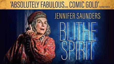 Blithe Spirit at Duke of York's