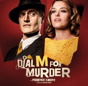 Tom Chambers and Sally Bretton Lead the Cast in DIAL M FOR MURDER