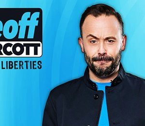 Geoff Norcott: Taking Liberties at Second Space