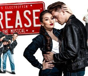 Grease at New Victoria Theatre