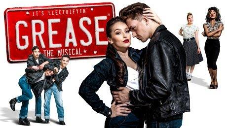 Grease at New Victoria Theatre