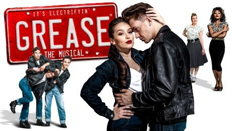 Grease at Palace Theatre Manchester