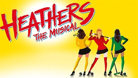 Heathers The Musical at New Wimbledon Theatre