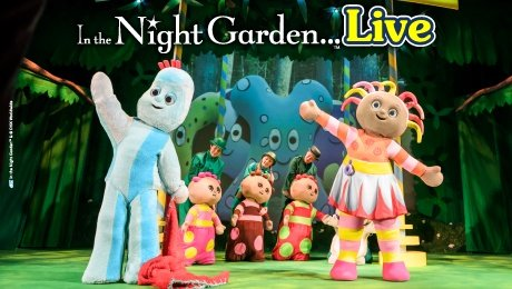 In The Night Garden at The Alexandra Theatre, Birmingham