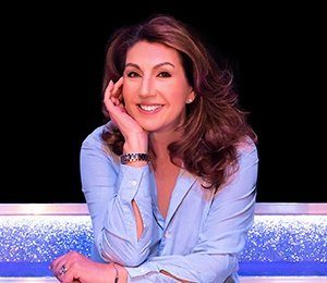 Jane McDonald at Bristol Hippodrome Theatre