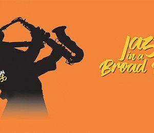 Jazz in a Broad Way Dec 19 at Studio at New Wimbledon Theatre