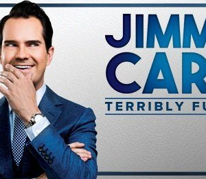 Jimmy Carr - Terribly Funny at Bristol Hippodrome Theatre
