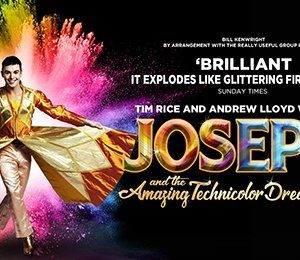 Joseph and the Amazing Technicolor Dreamcoat at Aylesbury Waterside Theatre