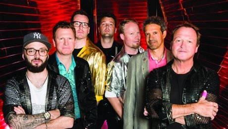 Level 42 at Victoria Hall