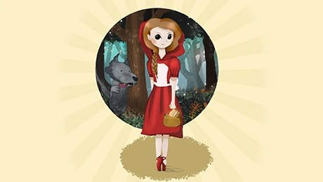 Northern Ballet - Little Red Riding Hood at Regent Theatre